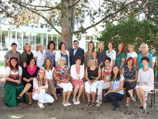 Lehrerinnen und Lehrer 2012/13