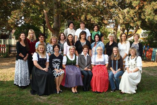 Lehrerinnen und Lehrer 2011/12