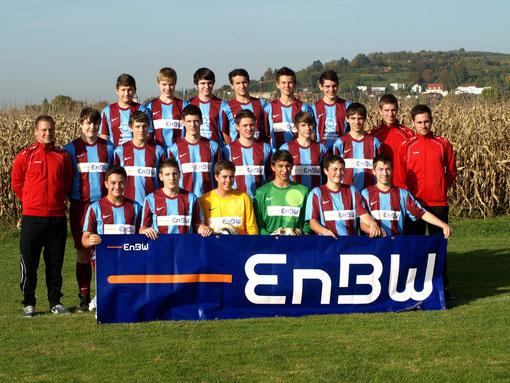 B-Junioren Saison 2012/13 - 21.10.2012
