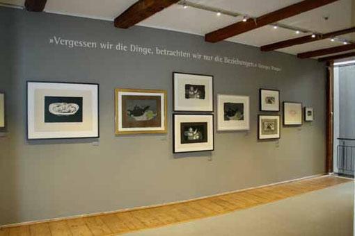 Georges Braque - Die Druckgrafik, Kunsthaus Stade