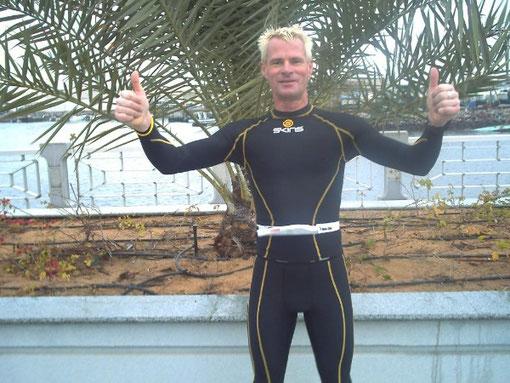Sieg mit SKINS in Abu Dhabi 2008