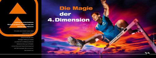 Hürdenspezialist David Klöckner schwebt in einer anderen Dimension