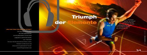 Sprint-Ass Daniel Schnelting triumphiert