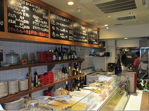 イタリアン 開業 厨房 キッチン メンテナンス 三栄コーポレーションリミテッド