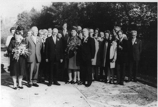 Hochzeit Klara Berner mit Gottlieb Dübendorfer, Pfr. Max Frick, 27.10.69