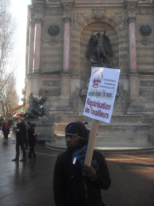 7 février 2011: 16 mois de grève...
