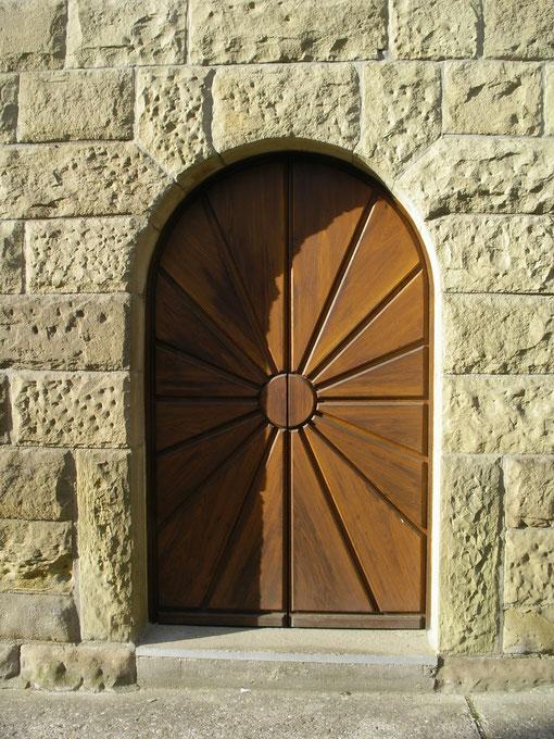 Tür Nr. 1