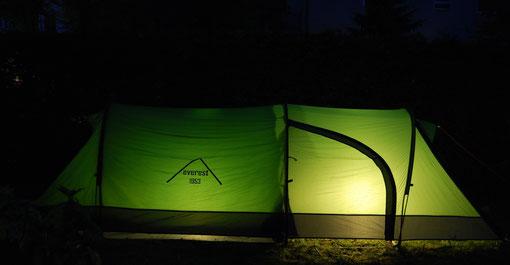 Maipo 2,5 Personen-Zelt - ab Juni 2014