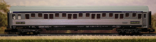 Carrozza P - Ibertren - 214