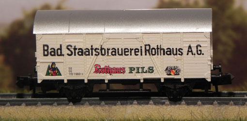 Bad Staatsbrauerei Rothaus - Arnold
