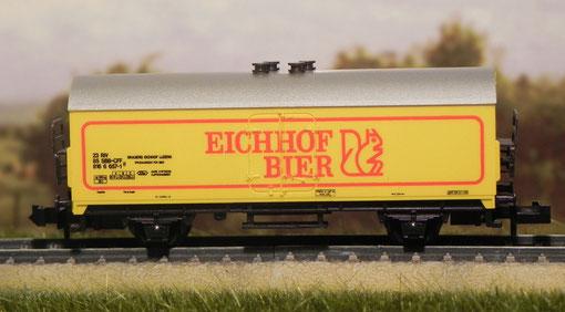 Eichhof Bier - Minitrix