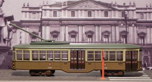 Anno 1928 - Vettura 1508 - Linea 1
