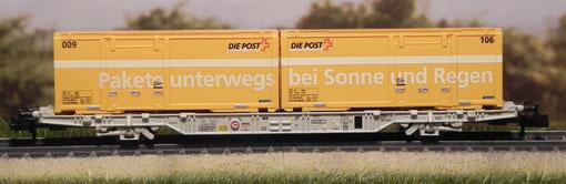 Porta container - SBB - Creanorm
