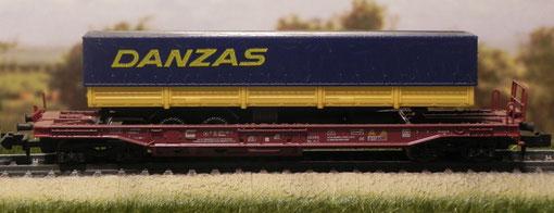 Carro canguro Danzas - Roco - 25153