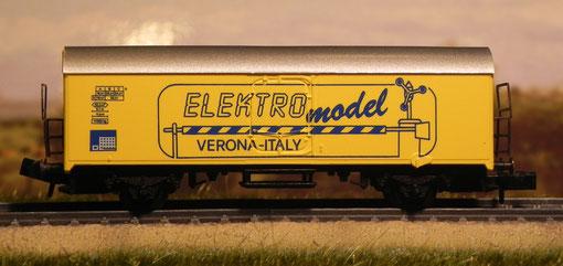 """Carro commemorativo lato A """"Elektro Model"""" - Arnold - 4518-62"""
