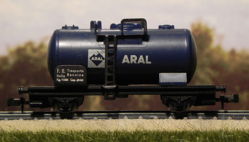 Cisterna Aral - Lima