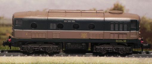 341 - Rivarossi - 9160 o 9165 (ex 2191)