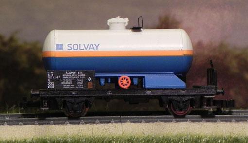 Cisterna Solvay - Arnold - 4635