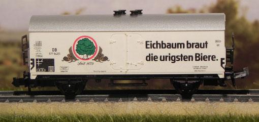 Eichbaum Braut - Minitrix