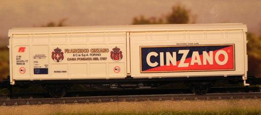 Cinzano - Minitrix - 13967