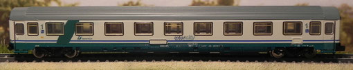 1 classe - XMPR InterCity - Base Roco
