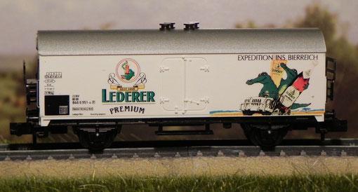 Lederer - Minitrix