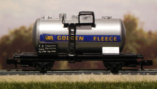 Cisterna Golden Fleece - Lima