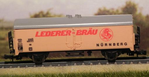 Lederer Brau - Lima