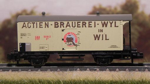 Actien Brauerei WYL - Arnold