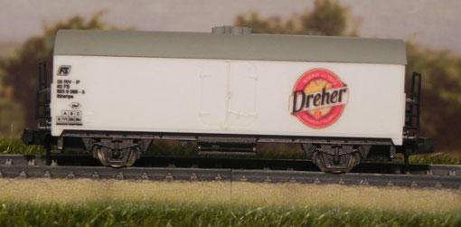 Birra Dreher - Hitech-rr-modelling