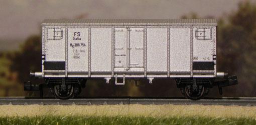 Carro Hg - Epoca III - MW-Modell - Pirata - 403a