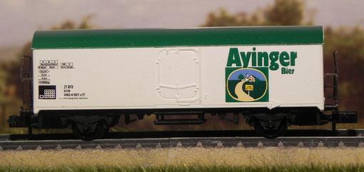 Ayinger Bier - Arnold