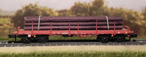 Pianale Rgmms carico legname - Pirata - H23866