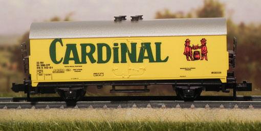 Cardinal - Minitrix