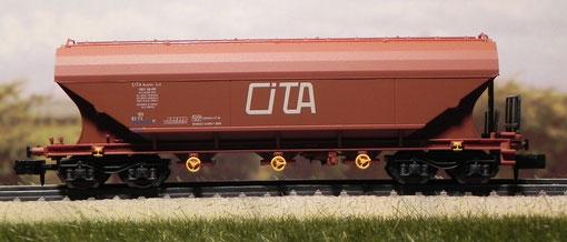 trasporto cereali - Sita - Minitrix - 15645-07