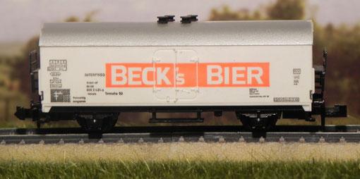 Beck's Bier - Minitrix