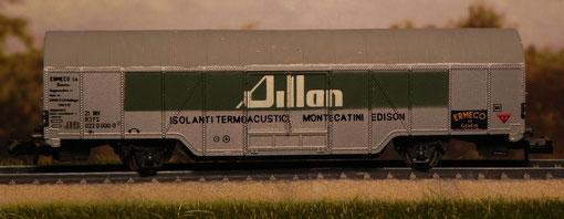 Sillan - Rivarossi - tetto grigio - 9320
