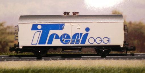 """Carro commemorativo """"I Treni""""- Arnold"""