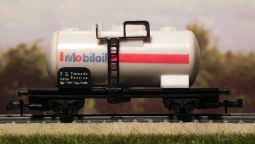 Cisterna Mobil - Lima