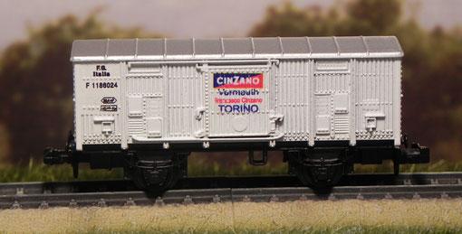 Cinzano - Hitech-rr-modelling