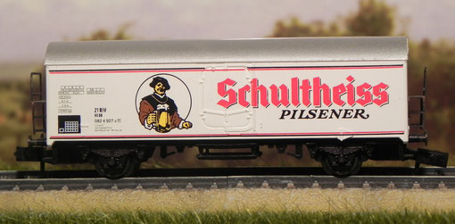 Schultheiss - Arnold