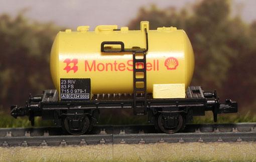 Cisterna Monte Shell - Tibitabo
