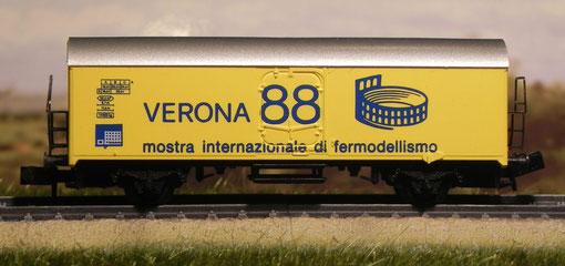 """Carro commemorativo Lato B """"Verona 88"""" - Arnold - 4518-62"""