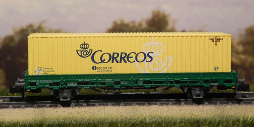Container Correos - Renfe - Hobbytain