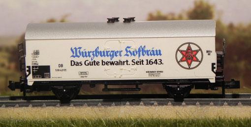 Wurzburger Hofbrau - Minitrix