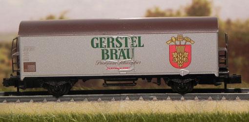 Gerstel Brau - Arnold