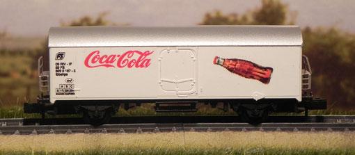 Coca-Cola - hitech-rr-modelling