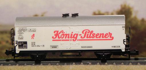Konig Pilsener - Minitrix