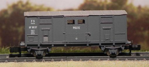 Carro postale - Euromodellismo - 3006