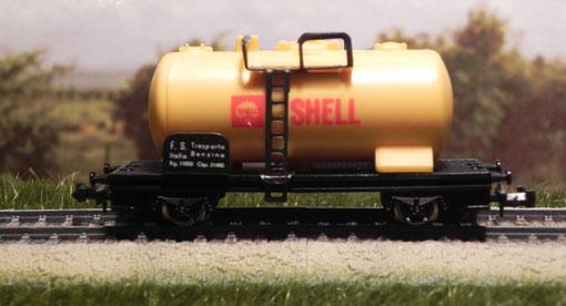 Cisterna Shell - Lima - 453